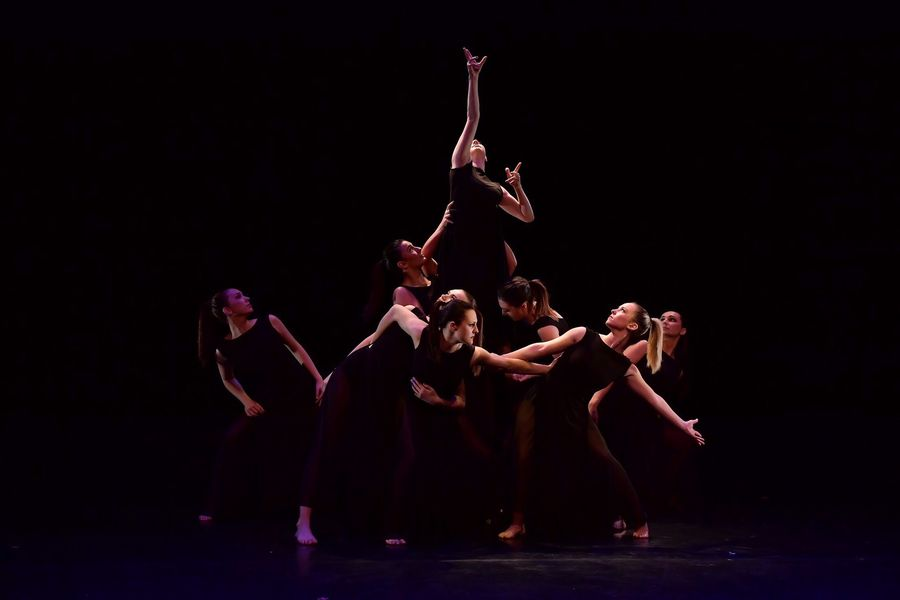 Kent Dance Ensemble Performs Aftermath by Catherine Meredith