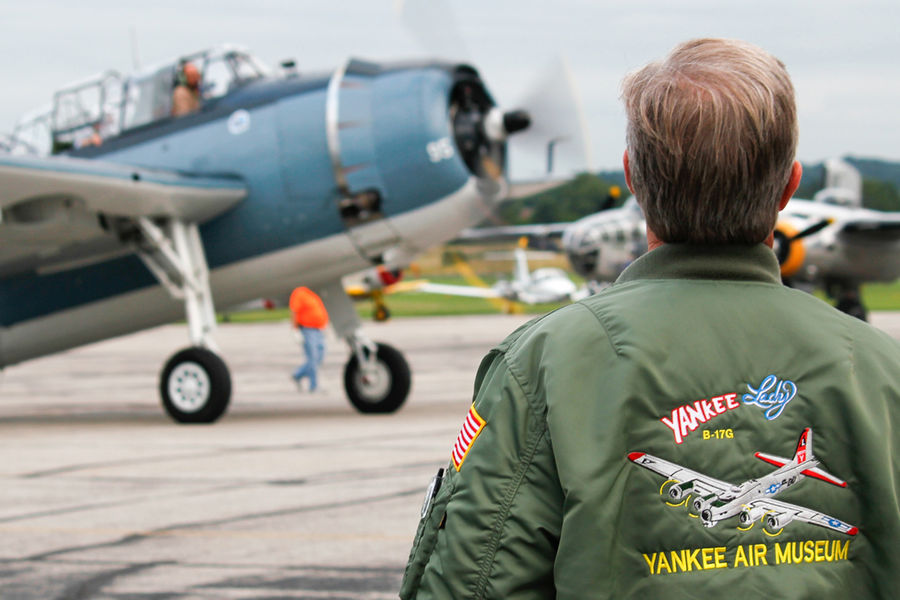 The Kent State University Aeronautics Fair, a family-friendly event on Sept. 10, will feature vintage aircraft, military vehicles, speakers and pilots, as well as airplane and hot air balloon rides.