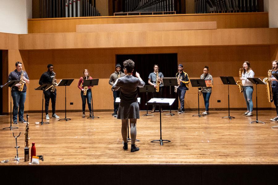 Kent State University Saxophone Ensemble