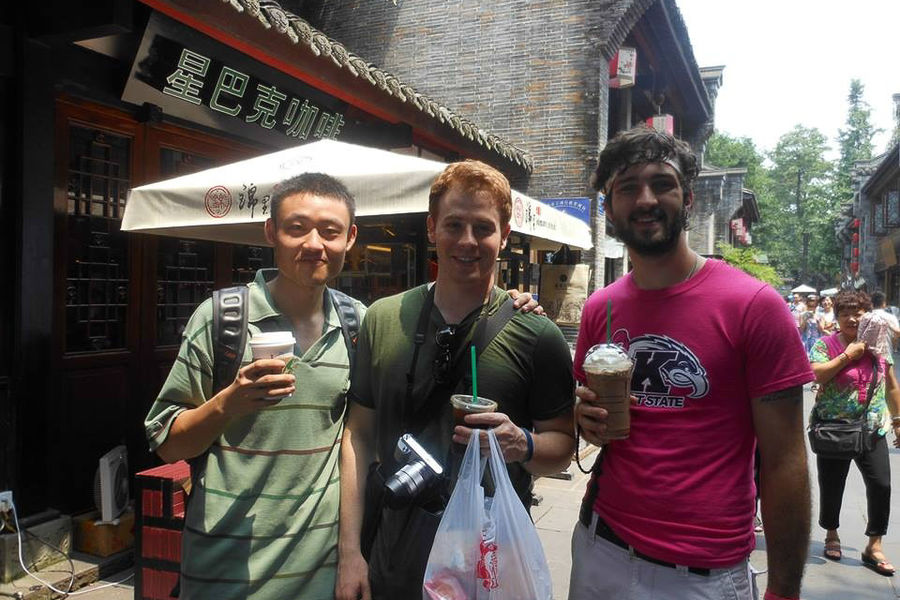 Mease in China