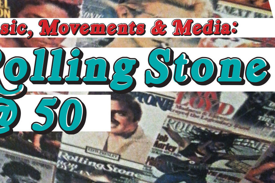 Kent State and Rock Hall Team up to Create a New Class Celebrating Rolling Stone's 50th Anniversary