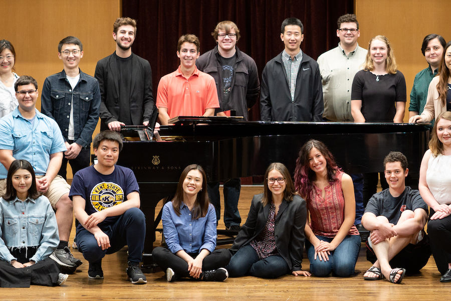 Kent State Piano Division