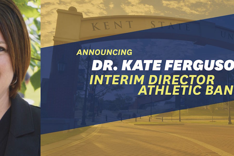 Dr. Kate Ferguson, Interim Director of Athletic Bands