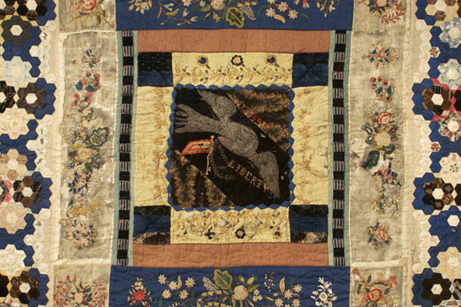 Ohio Quilts Exhibit - Keckley Quilt