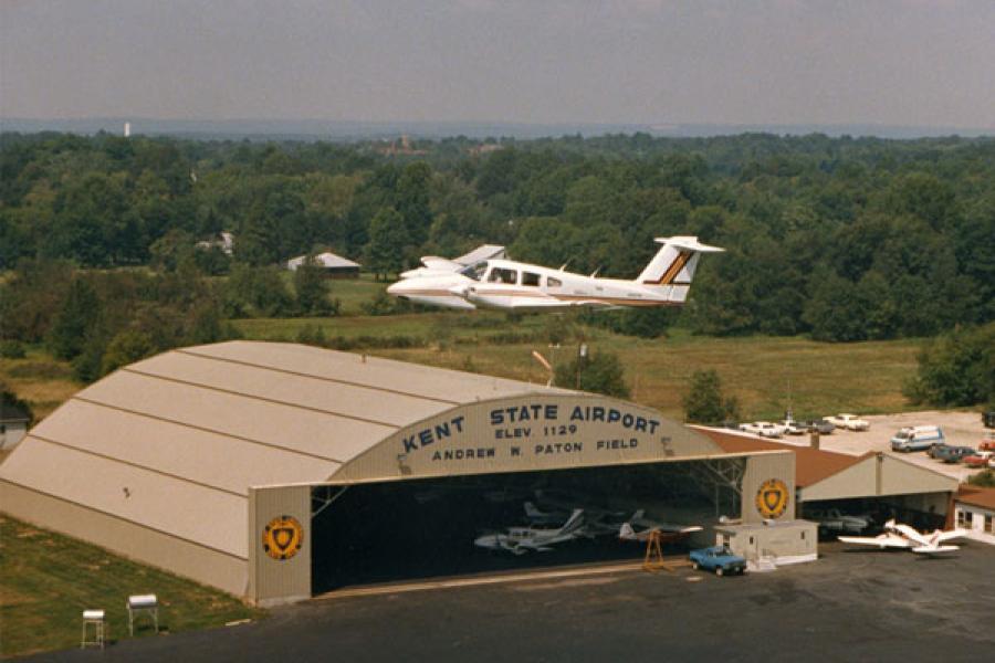 Kent State University Airport