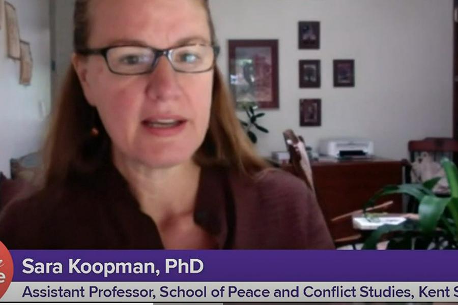 Sara Koopman on WKYC