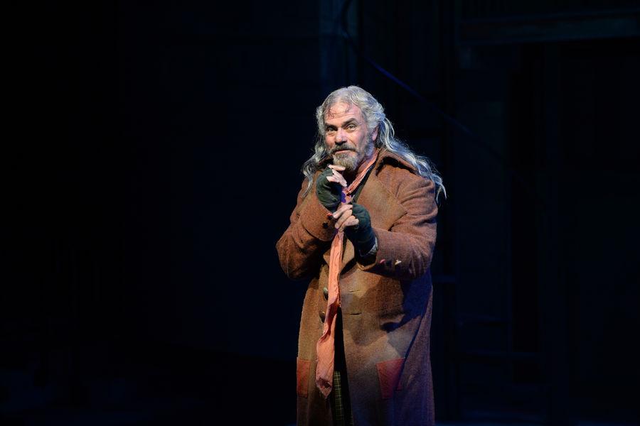 Eric van Baars as Fagin in 2014