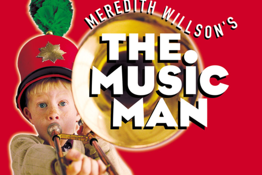 The Music Man graphic