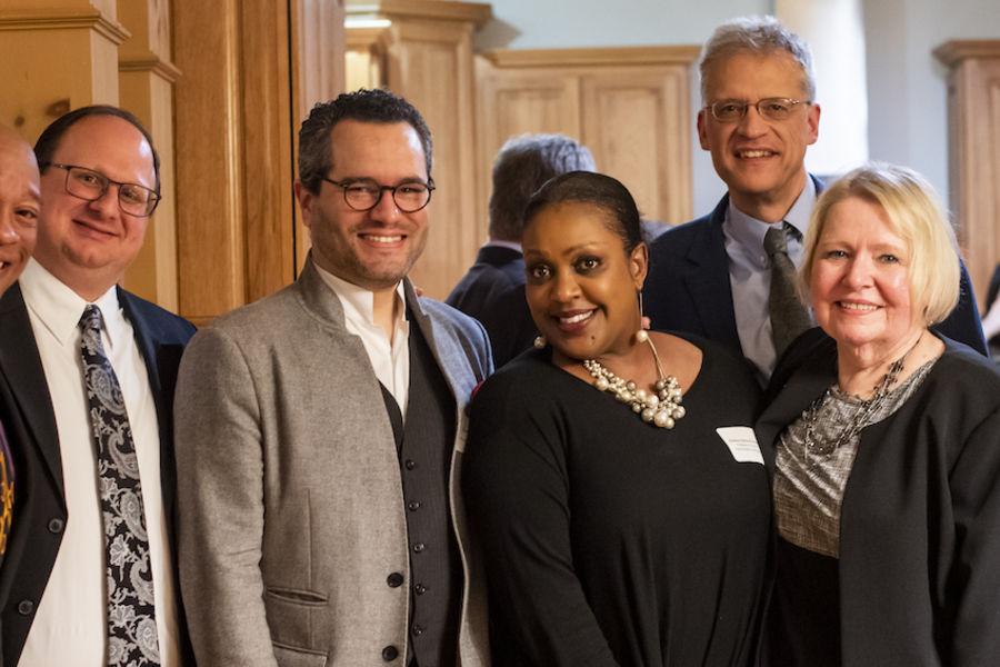 Photo: Opera Launch Announcement Reception