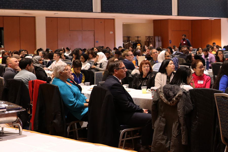 Record-Breaking Attendance at the 2019 Ohio Latino Education Summit