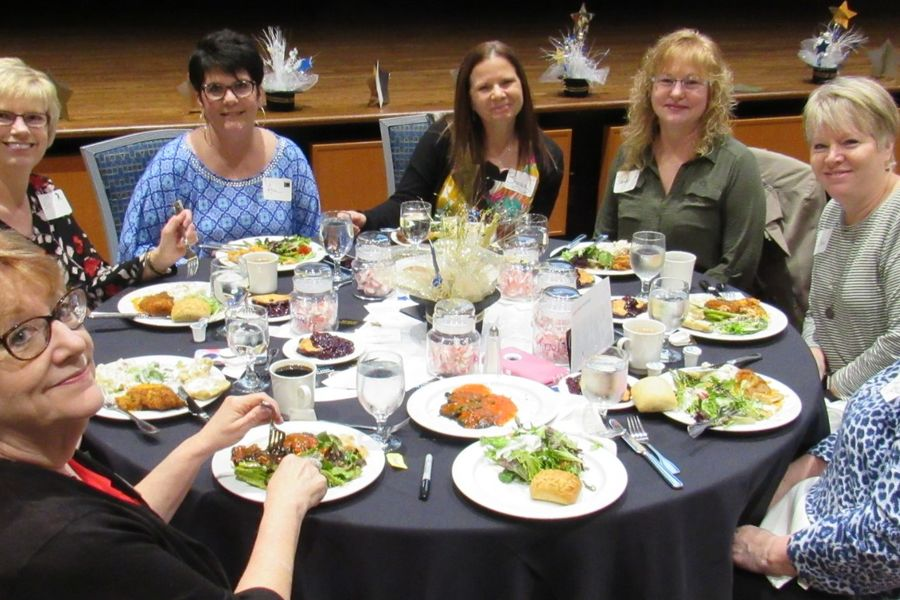2019 Office Support Staff Recognition Luncheon