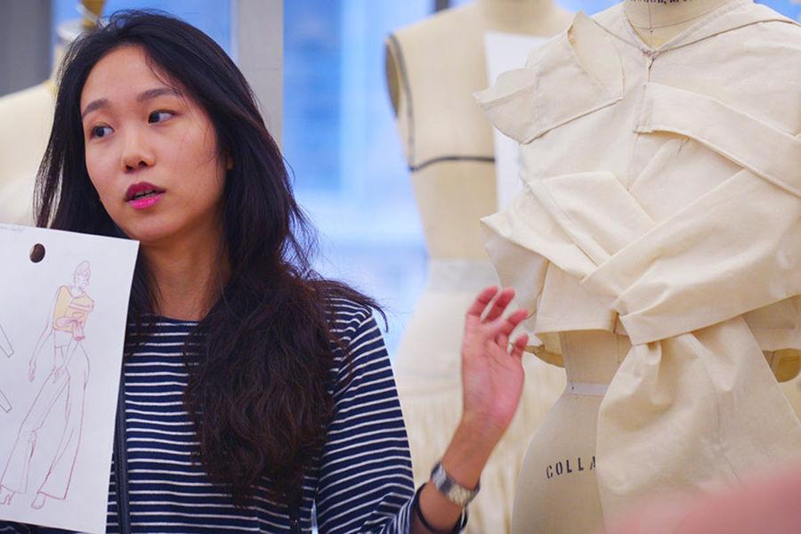 The Fashion School