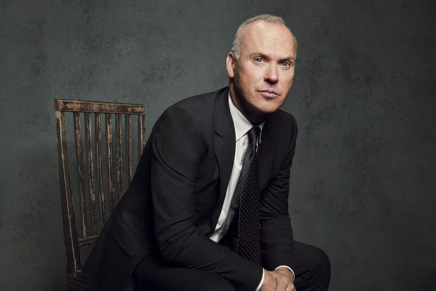 Oscar-nominated actor Michael Keaton will deliver the commencement address May 12 at Kent State University. (Photo credit: MJ Kim/HFA2014/Getty Images)