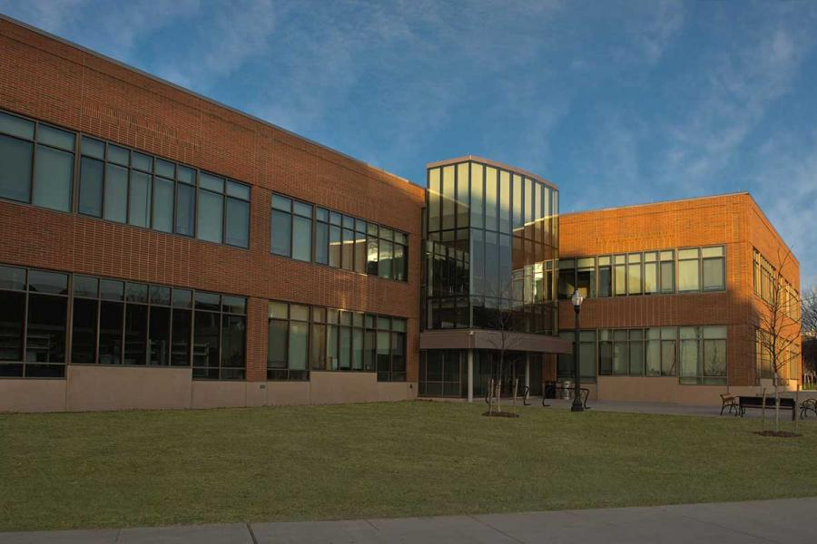 Aeronautics and Engineering Building