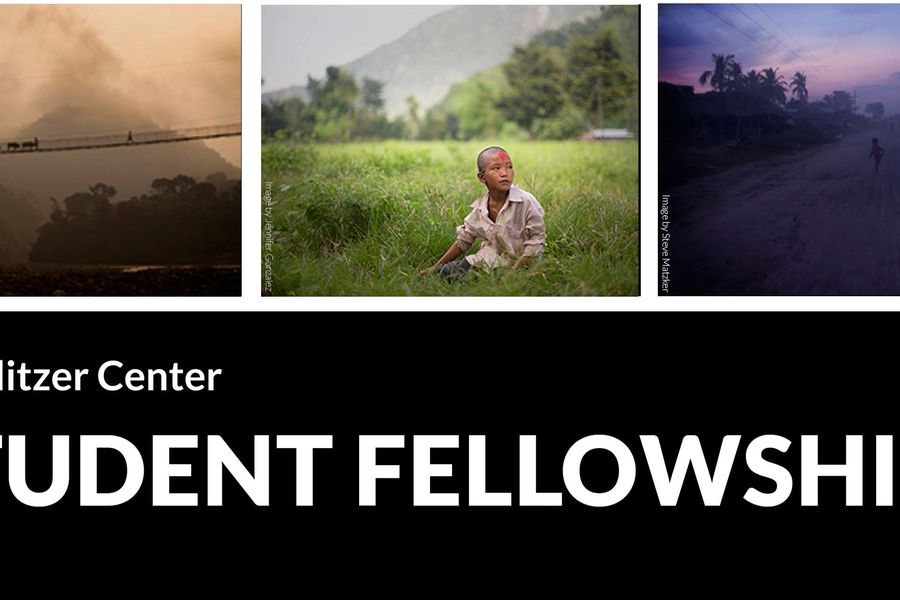 pulitzer center fellowship logo