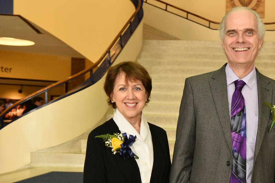 Distinguished Teaching Award recipients 2017