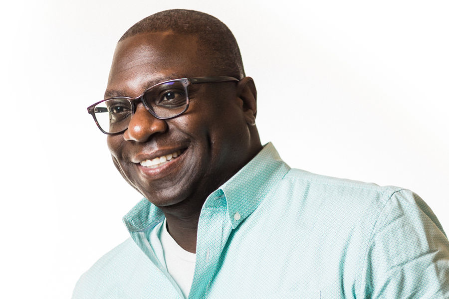 On May 13, Rodney Hubbard, age 45, graduated with a bachelor's degree from Kent State Stark's fastest-growing program, music technology.