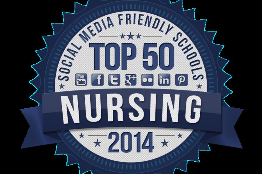 A Top Social Media Friendly Nursing School