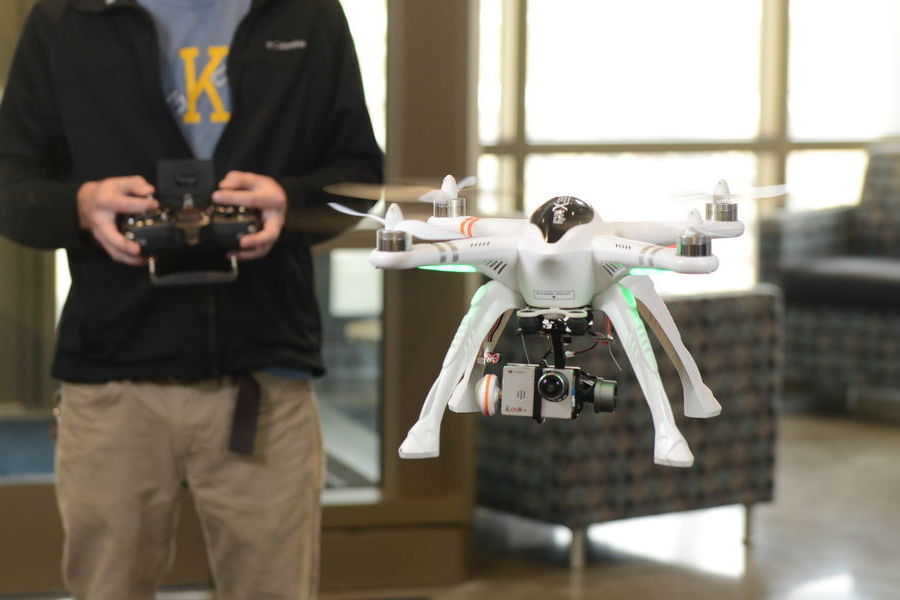 Kent State University's College of Aeronautics and Engineering is pleased to announce a workshop on drones on Nov. 13.