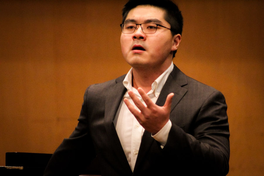 Xuyue Qing, Graduate Voice Student