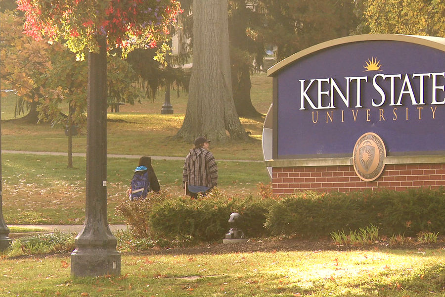Kent State University is a public research university located in Kent, Ohio, United States. The university has eight campuses around the Northeast Ohio region with its Kent Campus being the largest.