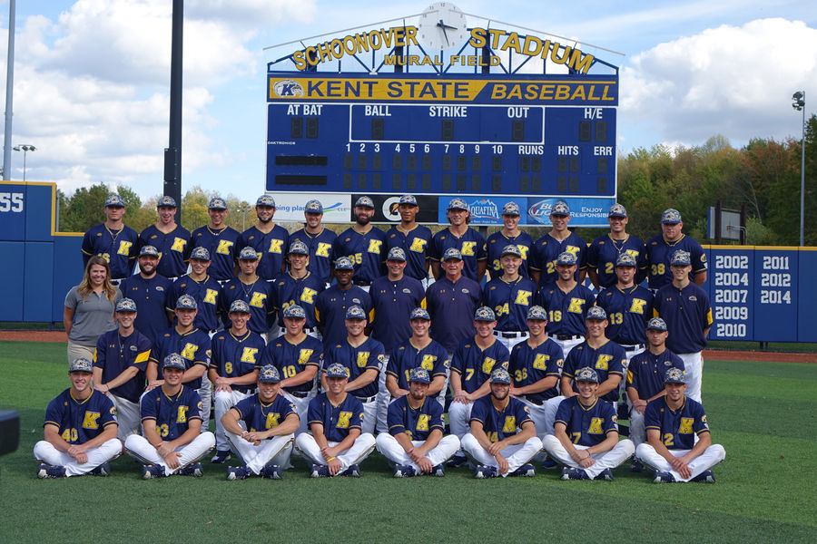 The Kent State baseball team clinched its third straight regular season Mid-American Conference (MAC) title. It is the 15th regular season championship the team has won in school history.