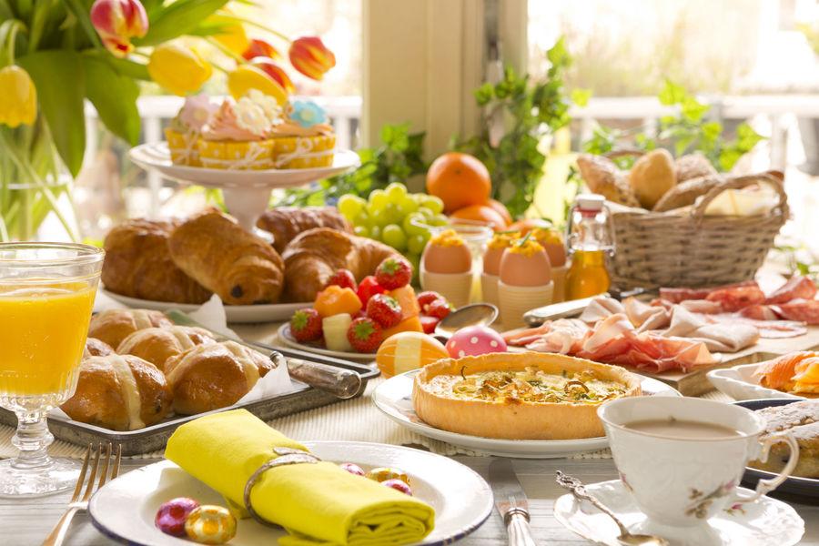 Build a Balanced Breakfast