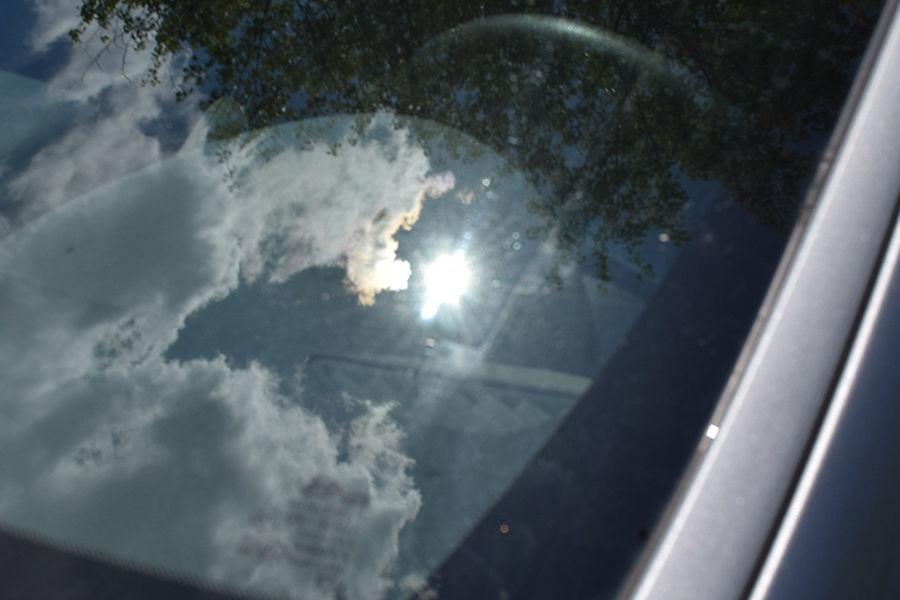 car glass
