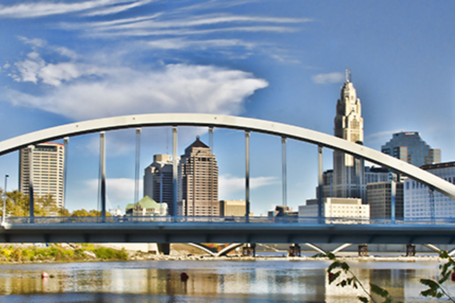 Suzy D'Enbeau, Ph.D., an assistant professor in the School of Communication Studies (COMM), and 12 Kent State students will travel to Columbus Feb. 24 – 26 with the Office of Experiential Education and Civic Engagement (OEECE) to participate in the 'Human