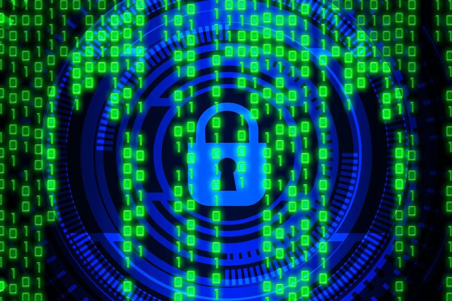 Cybersecurity Image by Pete Linforth from Pixabay