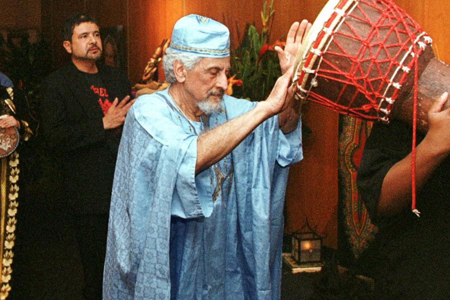Honoring the Life of Kent State International Music Legend Halim El-Dabh