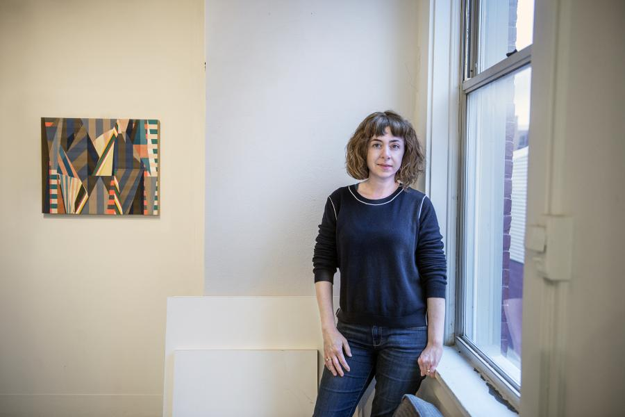 Associate Professor Gianna Commito - photo credit Robert Muller
