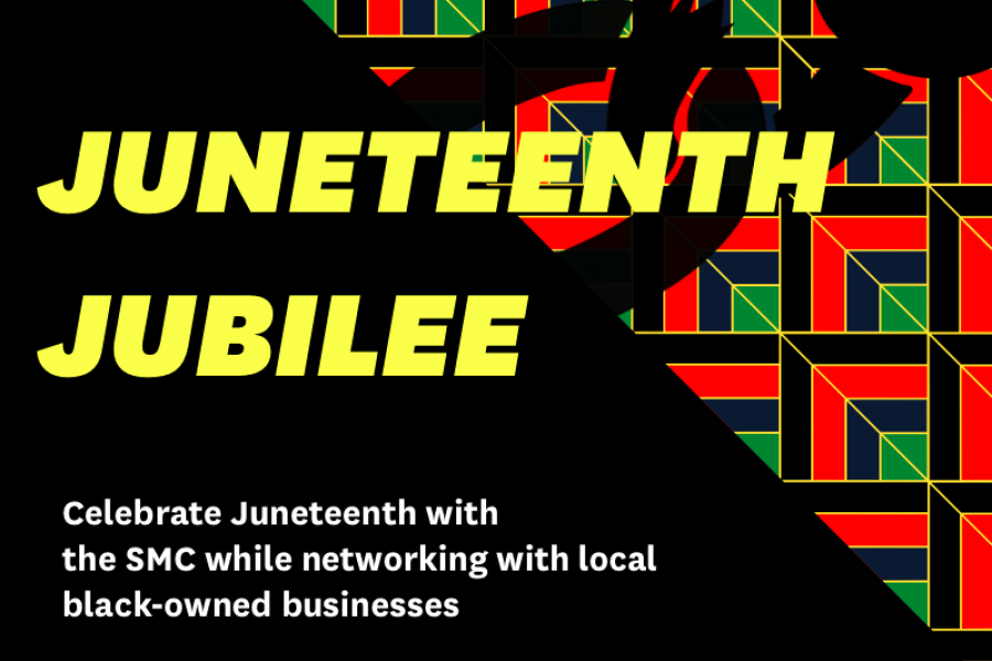 The Student Multicultural Center Hosts Juneteenth Jubilee