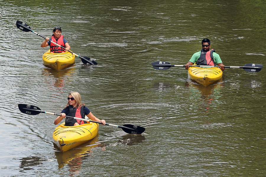 Kayakers to Paddle From Kent to Cleveland for 5th Annual Crooked River Commute