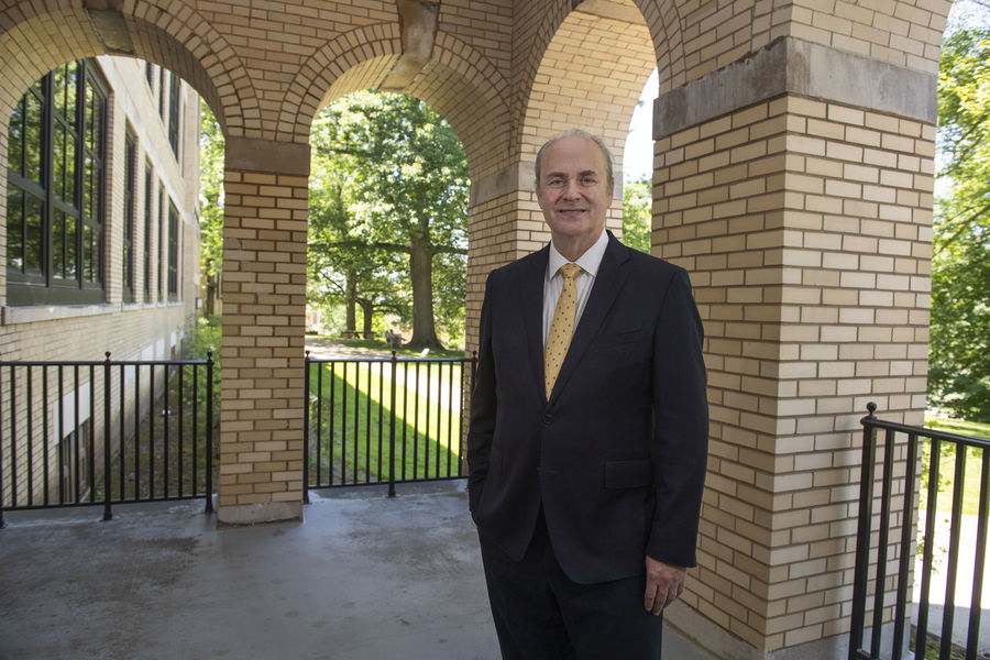 Todd Diacon, Ph.D., Kent State University's 13th President