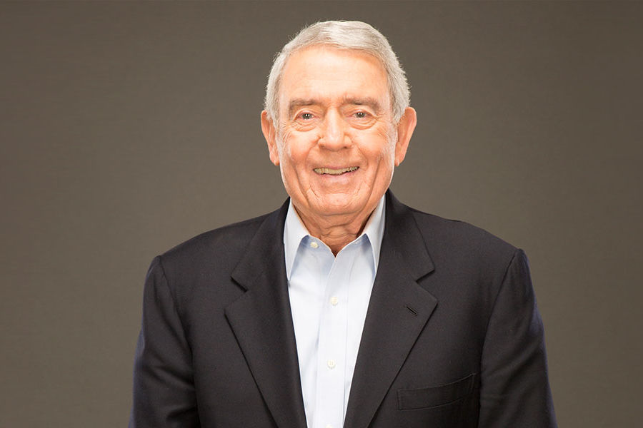Legendary journalist and news anchor Dan Rather will speak at Kent State University the evening of May 4 as part of the Kent State University Presidential Speaker Series.