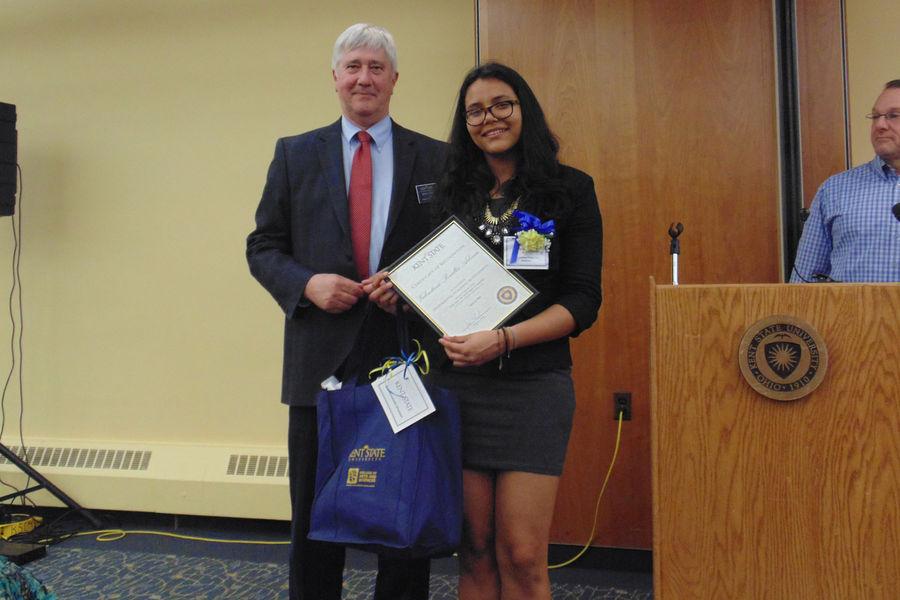 Distinguished Student Leadership Awards