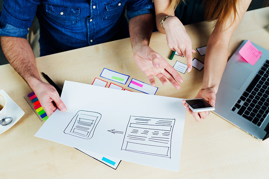 UXD Wireframing