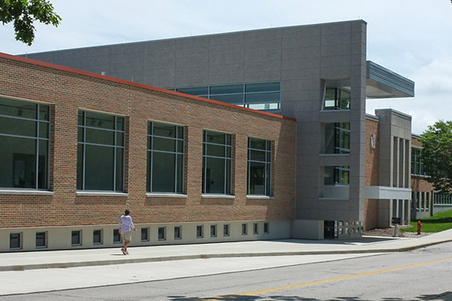 Kent State University's Center for the Visual Arts building has earned LEED silver certification for its design and construction.