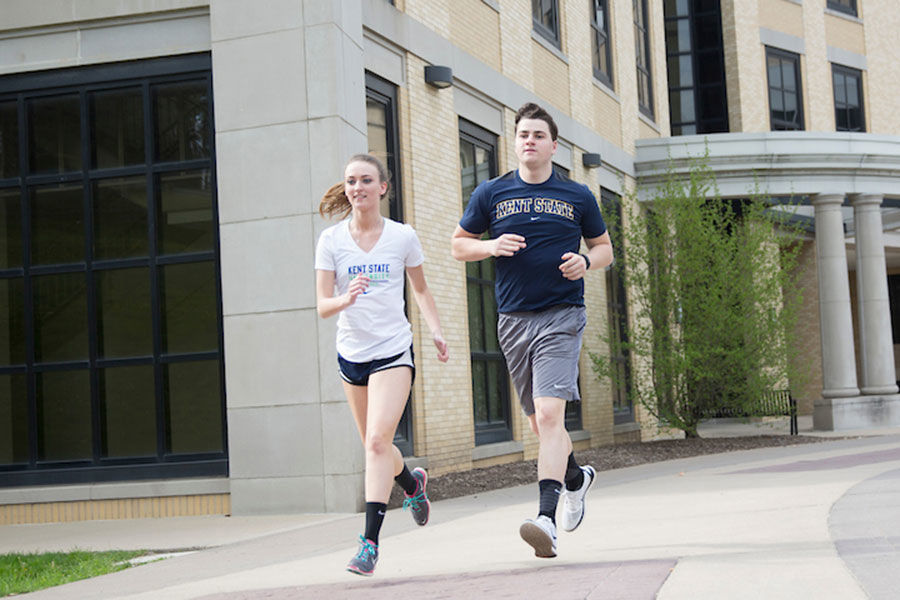 Kent State University has been recognized with a 2018 Healthy Campus award by Active Minds for fostering a culture of health and wellness for the university community.
