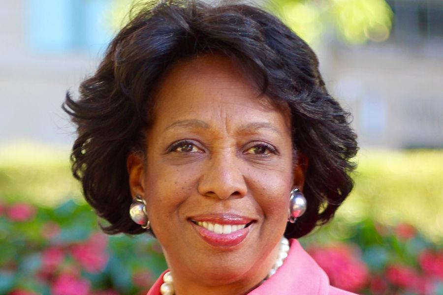 Judge Carla Moore has been named Kent State University's 2017-18 President's Ambassador.