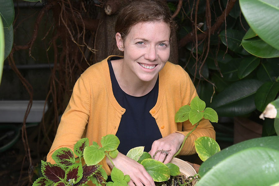 Elizabeth Herndon, Ph.D., assistant professor of geology in Kent State University, received a five-year, $487,000 Faculty Early Career Development (CAREER) Award from the National Science Foundation.