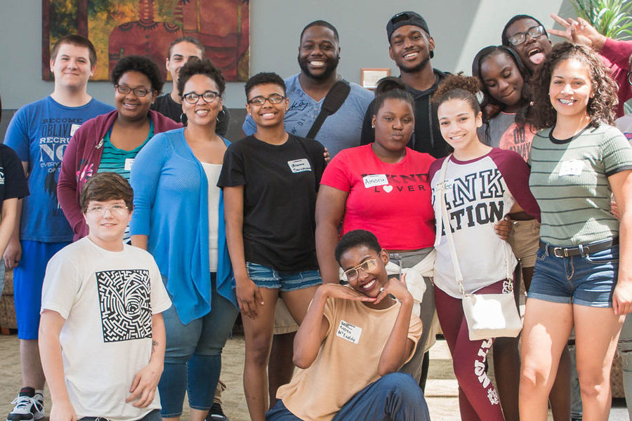 The Bulldog Flash Academic Institute helps eliminate barriers to success. Participants earn admission to Kent State and renewable scholarships to cover tuition, creating a pathway to higher education.