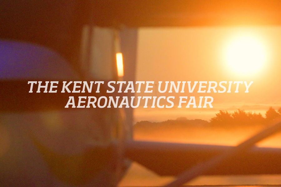 The Kent State University Aeronautics Fair is a free, family-friendly event held at the Kent State University Airport.