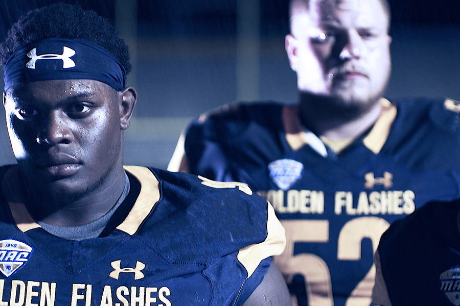 Kent State's Golden Flashes are ready for an exciting football season.