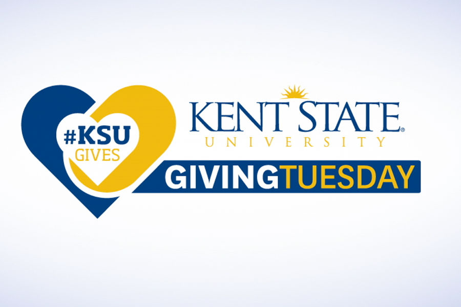 Kent State University's Giving Tuesday 2017 doubled the 2016 campaign – hitting more than $1 million just before midnight on Tuesday, Nov. 28.
