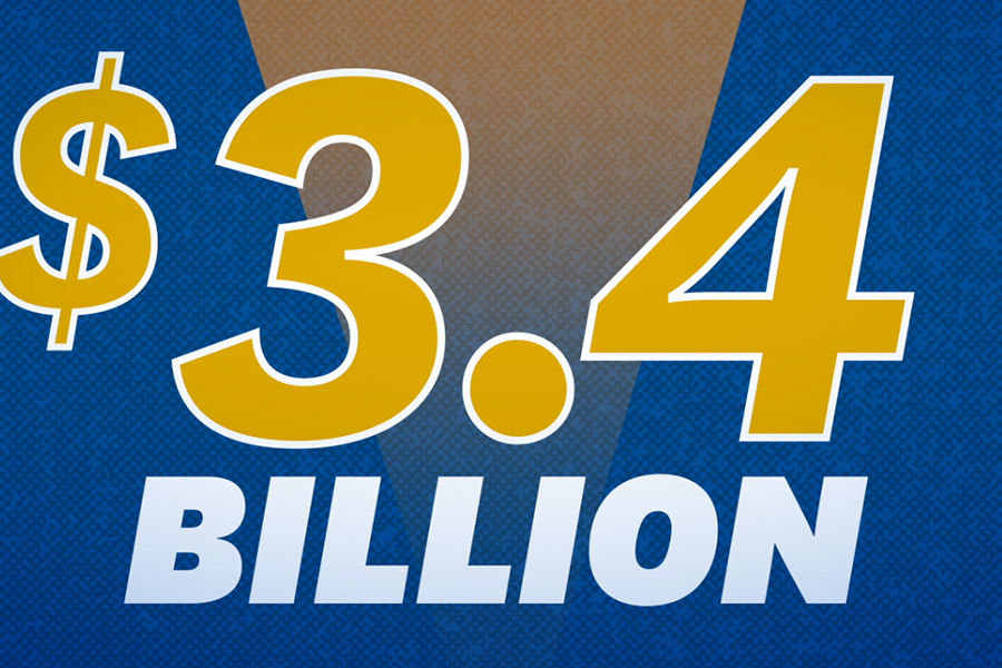 Kent State University's annual economic impact on the Northeast Ohio region is nearly $3.4 billion and more than $3.8 billion statewide.