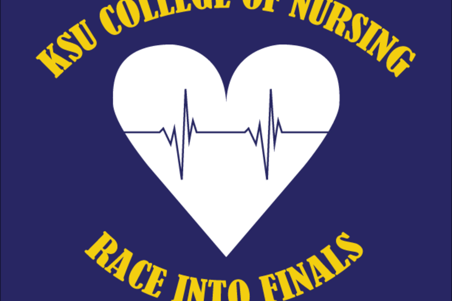 Race into Finals Logo