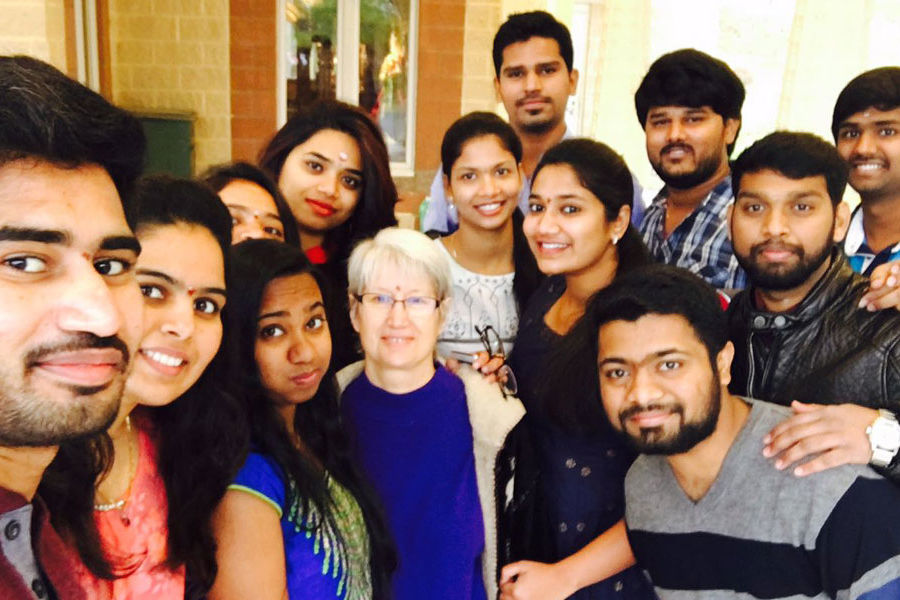 Kent State Dining Services Visits Hindu Temple for Menu Inspiration