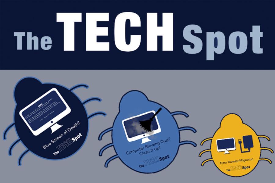 The Tech Spot Grand Opening